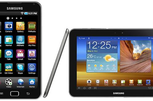 Galaxy Tab 8.9 hits pre-order, ships October 2nd in US; Galaxy Player 5.0 and 4.0 shipping October 16th