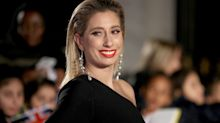 Stacey Solomon 'counting leg hairs' to help calm anxiety