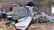 Indian Air Force lost 27 aircraft in crashes since 2016