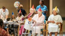 Allelujah! Bridge Theatre, London, review: Alan Bennett's new NHS play is a surprisingly high-spirited occasion