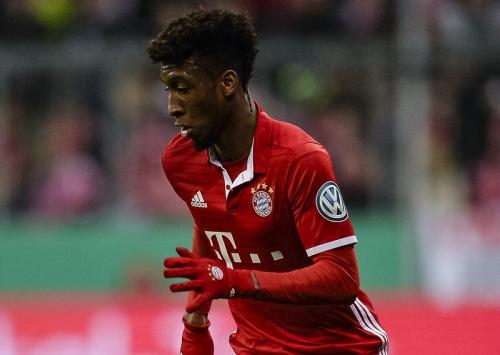 """Bayern Munich: """"L'idée est que Coman reste"""", déclare Ancelotti"""