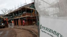 Persimmon annual sales dented by delayed homes, sees profit in line