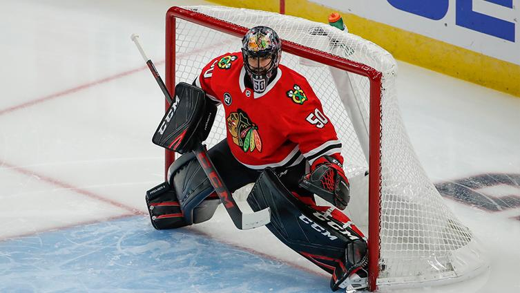 How to watch Blackhawks vs. Golden Knights Stanley Cup Playoffs: Time, TV schedule and streaming info