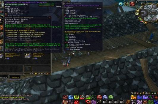 Ready Check: The loss of itemization in Cataclysm