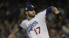 Brandon Morrow hopes he can be a weapon for the Dodgers again in his return to L.A.