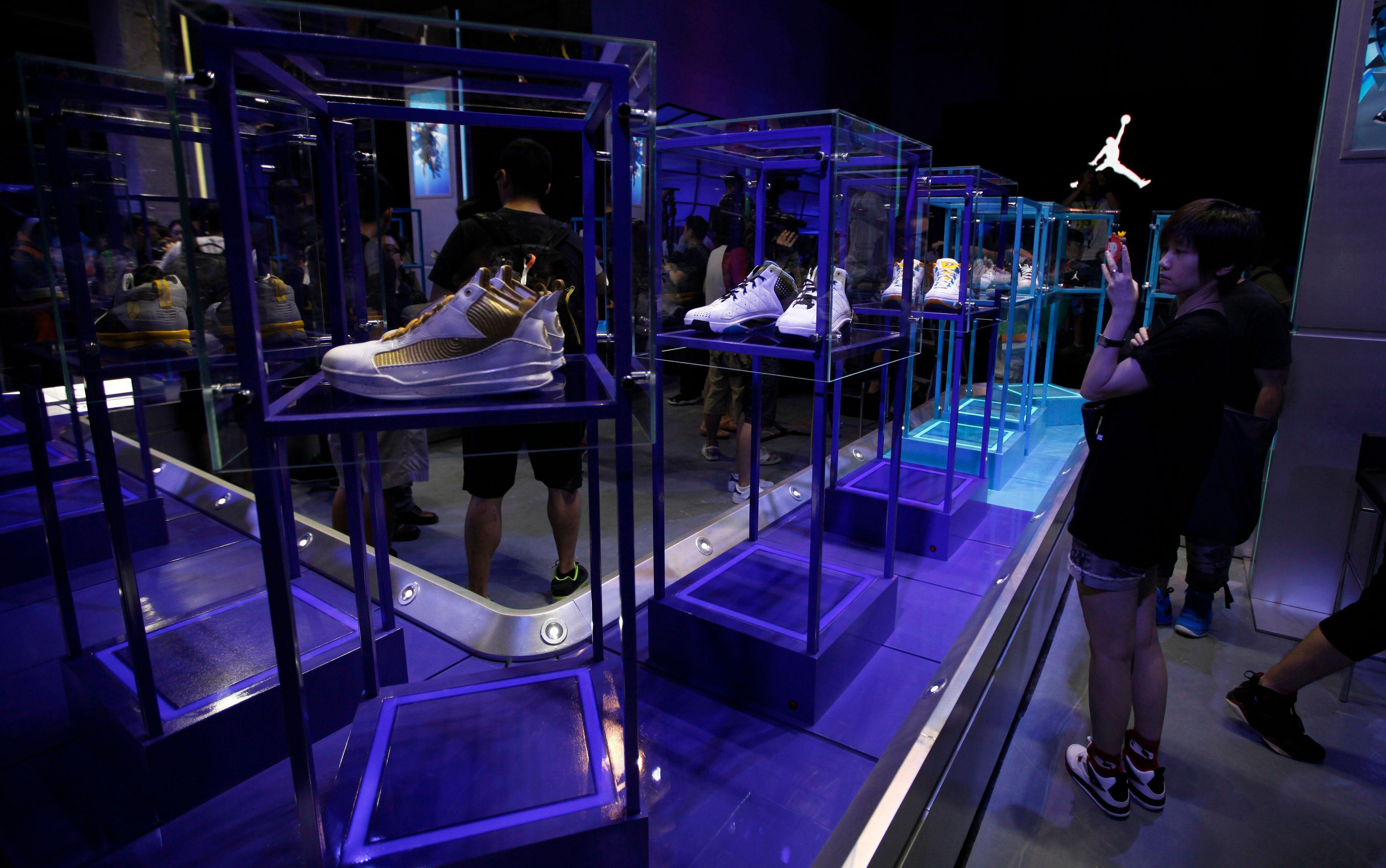 China could be the next massive sneaker frontier: Cowen