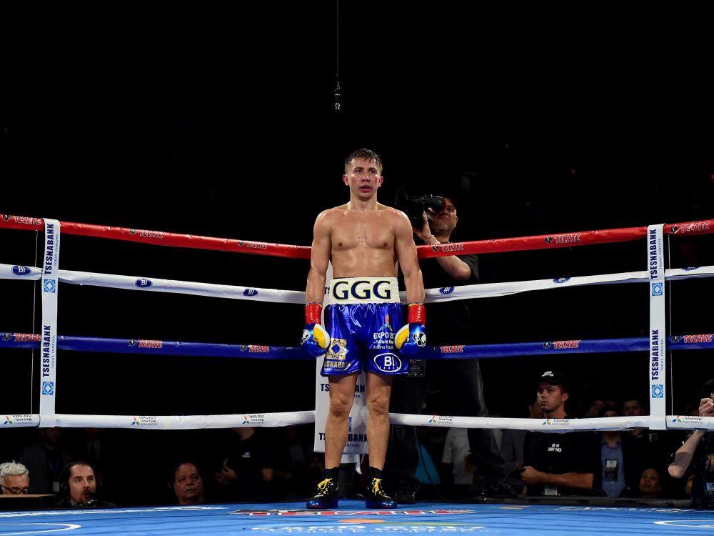 34-year-old Kazakh Golovkin is yet to be beaten: Getty