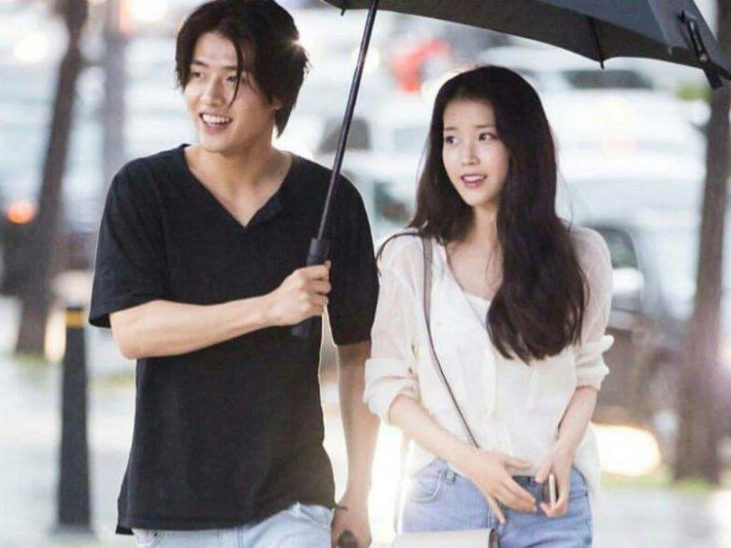 Kang Ha Neul Denies Dating Iu
