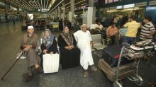 Women in Libya 'banned from travelling abroad solo'