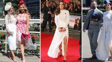 Royal Ascot Guests Copied Kate Middleton's Dress