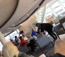 Furniture flies across deck as stranded Norway ship Viking Sky rocks violently: VIDEO