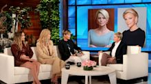 Charlize Theron is 'really hoping' Megyn Kelly sees 'Bombshell'