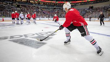 NHL rolls out plan to reopen practice facilities