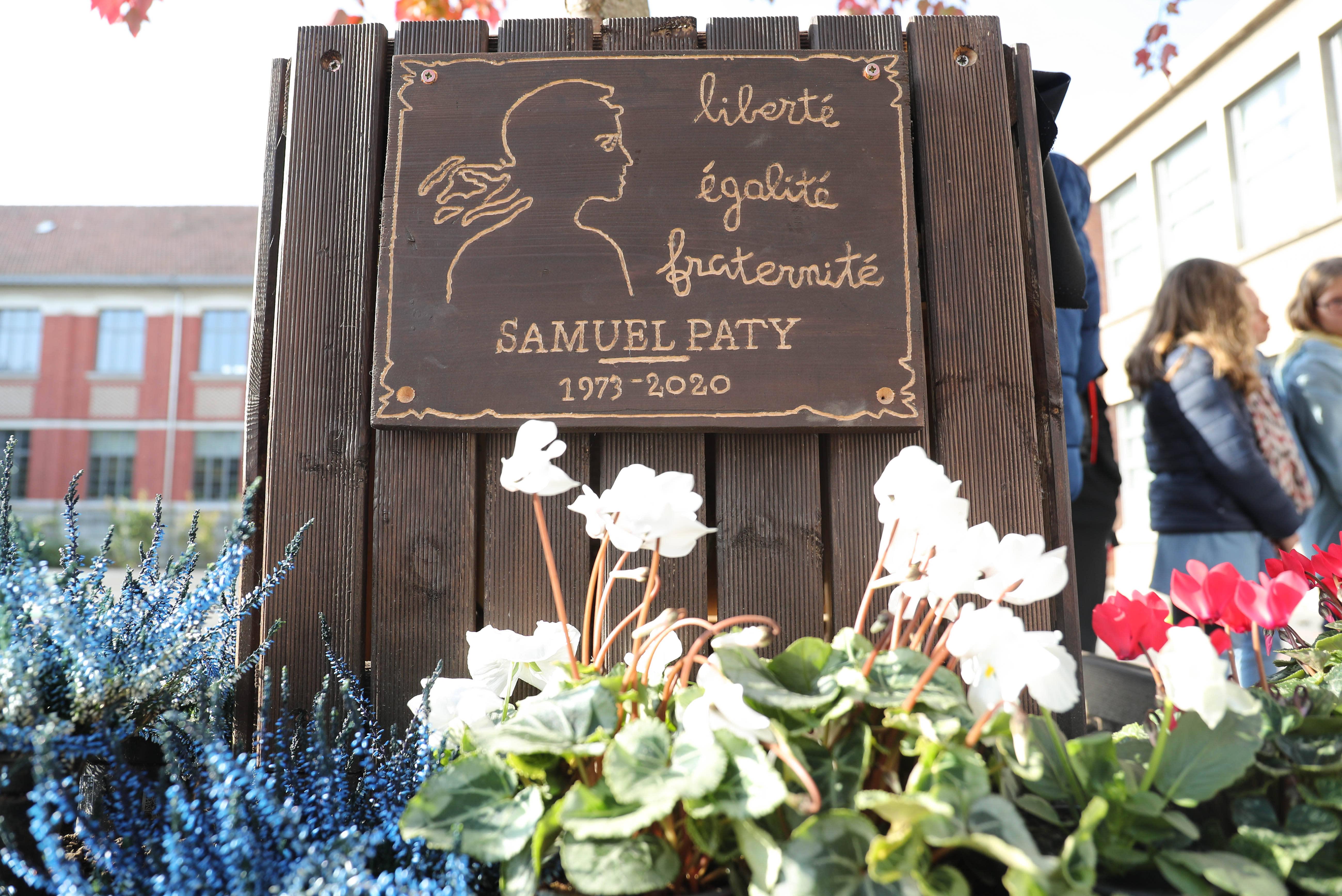 Laïcité: comment les enseignants sont accompagnés depuis l'assassinat de Samuel Paty