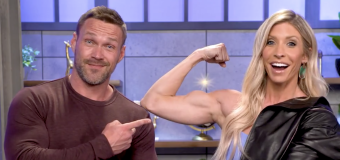 Fitness fanatics revive marriage with sexy challenge