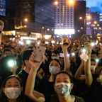 Hong Kong: Facebook, Google and Twitter among firms 'pausing' police help
