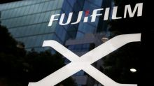 Fujifilm says aims to spend $4.5 billion on M&A over three years