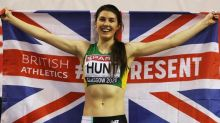 Amy Hunt on athletics, algorithms and making the grade amid Dina Asher-Smith comparisons
