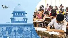 JEE, NEET 2020: SC Dismisses Review Petition Filed by Six States