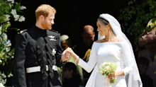 The royal wedding reception menu has been revealed and it sounds delicious