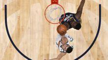 Jokic, Nuggets, control boards in 113-106 win over Pelicans