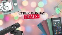 From Fire Sticks and Ring doorbells, to Kenwood food mixers: the best Cyber Monday deals on practical homeware items