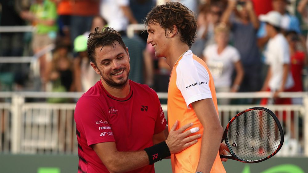 I ran out of gas - Wawrinka explains Miami Open exit