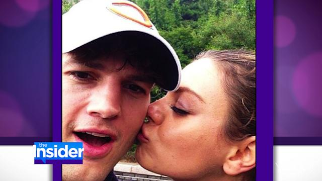 Mila Kunis and Ashton Kutcher Expecting!