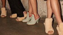Uggs just got a major makeover at one of Fashion Week's buzziest shows