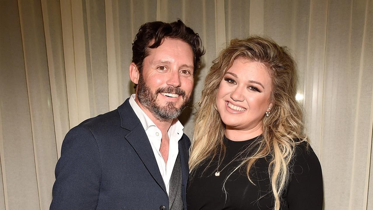 """blackstock men Kelly clarkson is opening up about finding her """"cowboy"""" in husband brandon blackstock, after years of dating the wrong men """"i was single for a very, long time."""