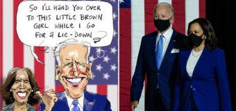 Australian media executive defends racist cartoon