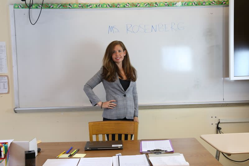American teachers grapple with patchy COVID-19 vaccine rollout