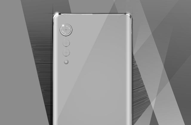 LG's curvy premium phone will be called 'Velvet'