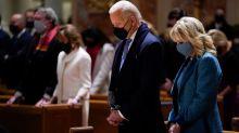 California Democrat suggests Catholic church should be stripped of tax-exempt status if it denies Biden communion