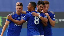 Leicester beat Sheffield United to enhance Champions League hopes