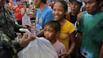 Relief for the Victims of Typhoon Haiyan in the Philippines