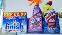 Reckitt to reshape as sales growth evaporates