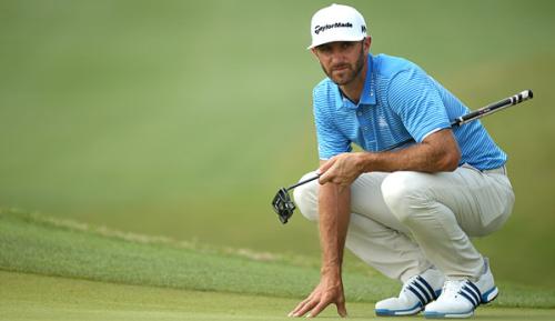 Golf: Johnson bangt um Masters-Teilnahme