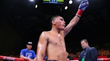 How Vergil Ortiz Jr.'s passion for music helps him in the boxing ring