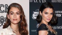 """Coole Illustrationen: Kaia Gerber, Kendall Jenner und Co. treffen auf """"Star Wars"""""""