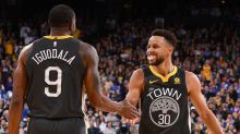 Steph Curry 'is in his bag,' will have 'big year,' Andre Iguodala says