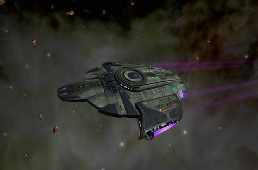 Captain's Log: It always floods after a drought in STO