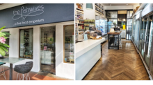 Swanky grocery stores and gourmet meats in Bukit Timah