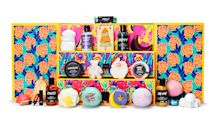 Lush launches its first ever limited edition beauty advent calendar - but there's only 500 available