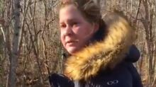 Amy Schumer Celebrates Christmas With Video Of Her Vomiting