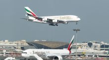 Air France axes A380, Emirates seen cutting deliveries