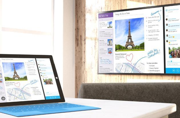 Microsoft's new adapter beams video from your PC (or Android) to a TV