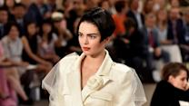 Kendall Jenner is Unrecognizable With Short Hair at Paris Fashion Week -- See The Pics!