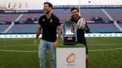 El VRAC quiere rematar la temporada y El Salvador, obtener una recompensa