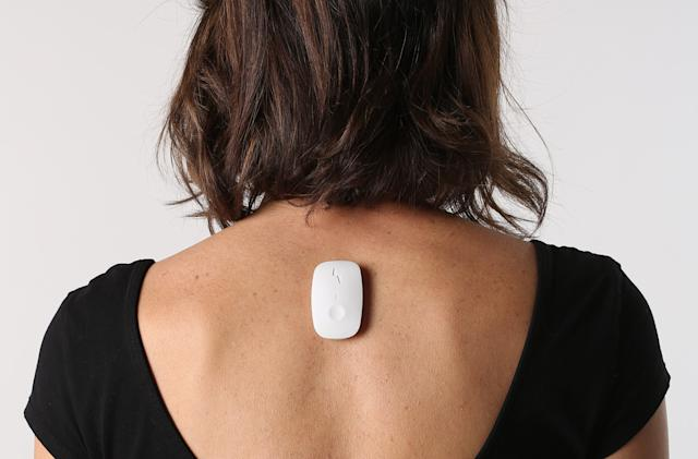 A posture trainer works, if you want it to